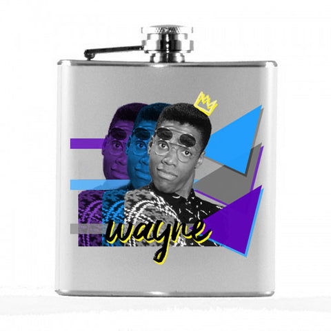 Homecoming Exclusive | Wayne | Flask