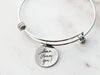 Handwriting Bangle