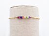 Gemstone Birthstone Bracelet - Build Your Own
