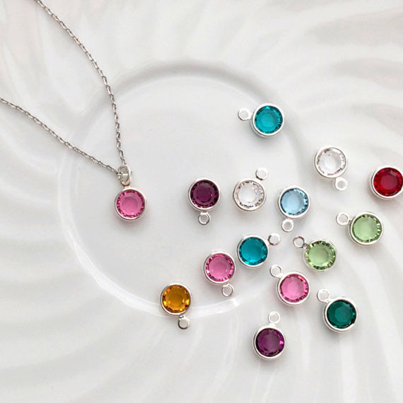 Children's Birthstone Necklace