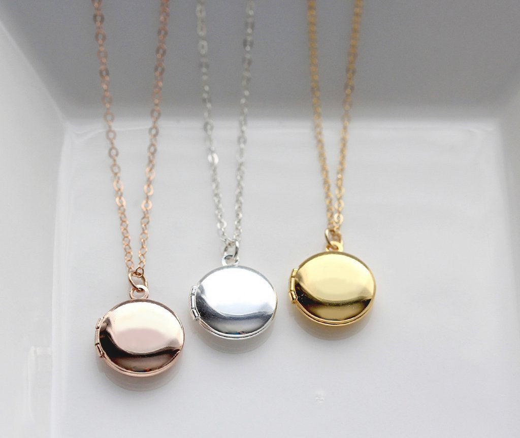 simple locket aruel in necklaces flowers photo from pendants color valentines plated item pendant girl heart gift lockets flower rose classic romantic jewelry gold fashion women