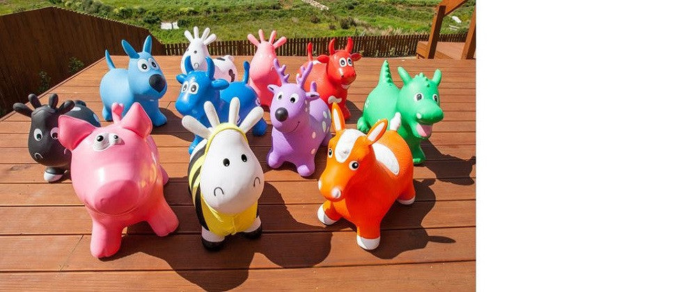 Introducing... Bouncing Buddies