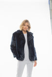 Fashionable Faux Fur Coat for women