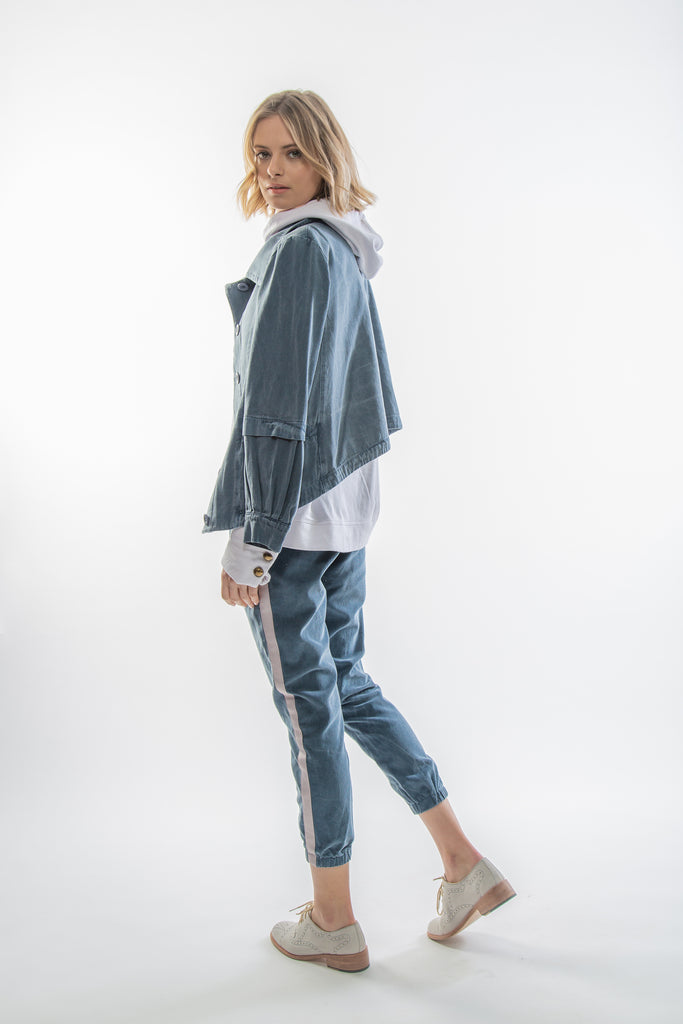 Charlie Jacket - Stylish Denim Jacket for women | Fall 2019