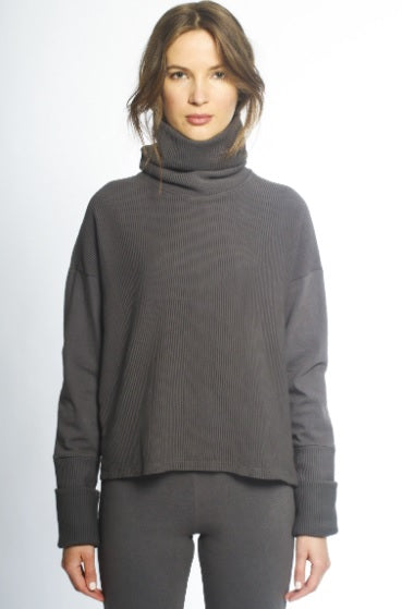 Sophisticated Turtleneck Long Sleeve for women