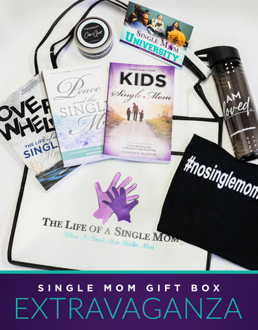 Single Mom Gift Box Extravaganza