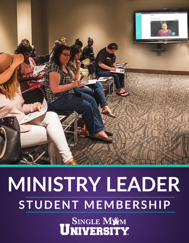 Single Mom University - Ministry Leader Membership