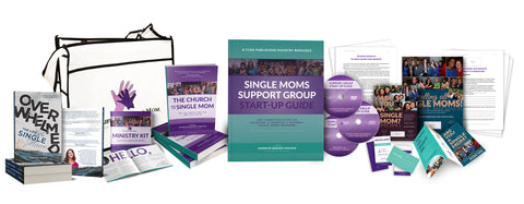 The Church and the Single Mom Comprehensive Start-Up Kit