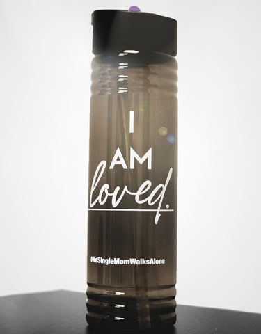 """I Am Loved"" Waterbottle"