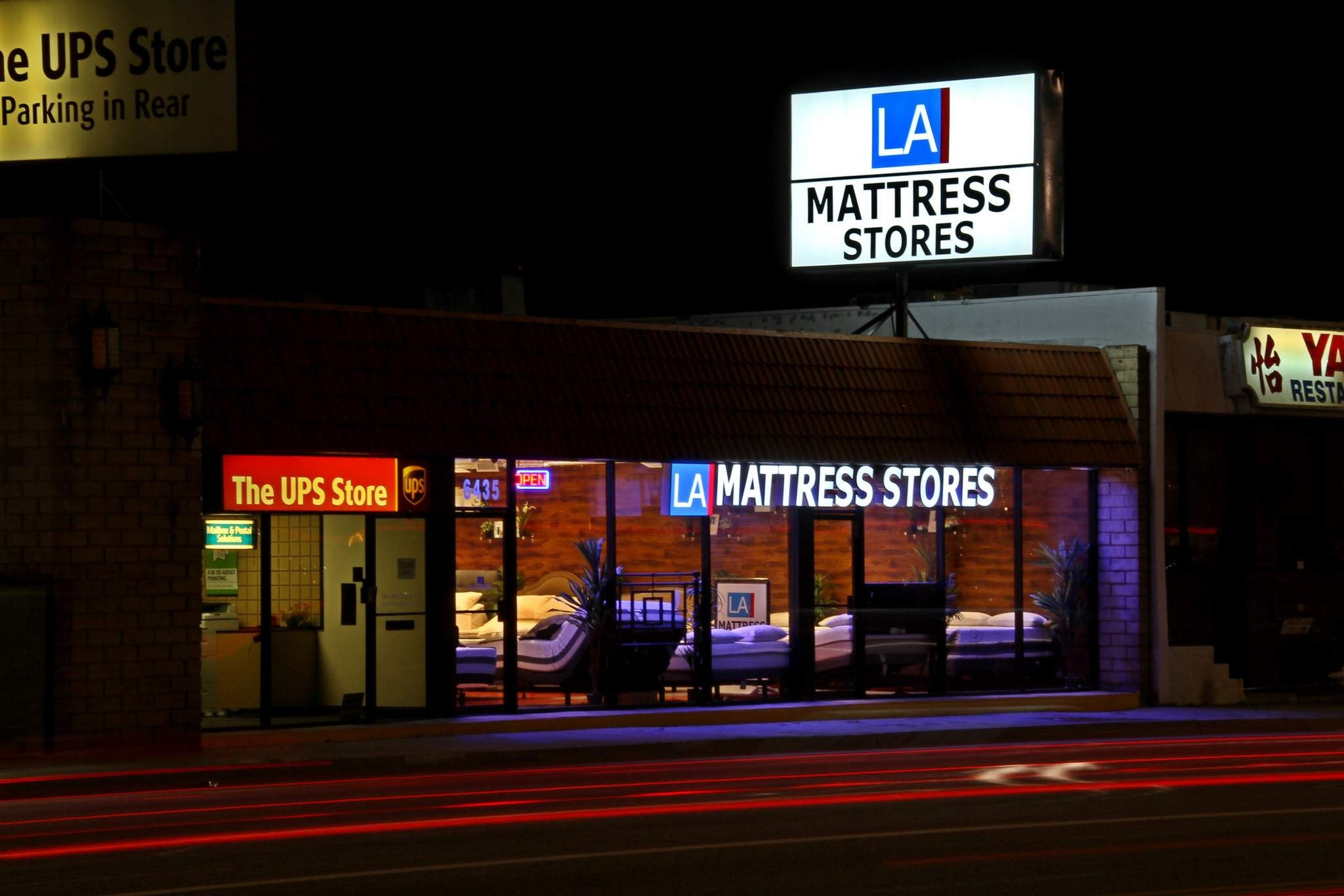 Los Angeles Mattress Stores at Topanga Canyon Woodland Hills