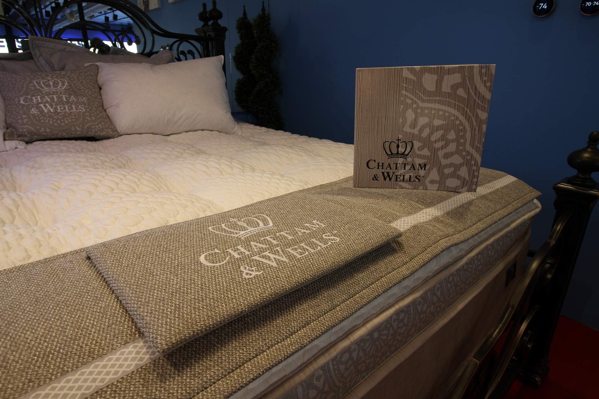 King Size Chattam and Wells Luxury Mattress