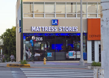 Mattress stores in santa monica