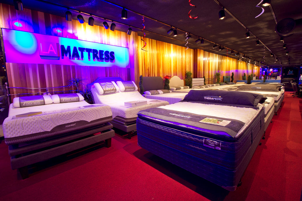 iComfort iSeries Mattress with Adjustable Base Santa Monica Mattress Stores