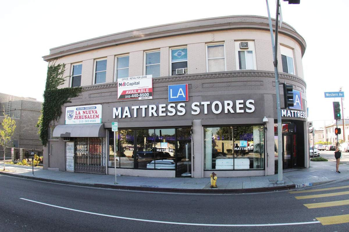 Best mattress stores in koreatown on western ave los for Best store to buy a mattress