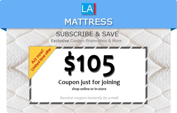 Buy Mattress or Adjustable Bed Base and Save $105