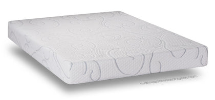 "Restonic 200 Series 8"" Gel Memory Foam Firm Mattress"