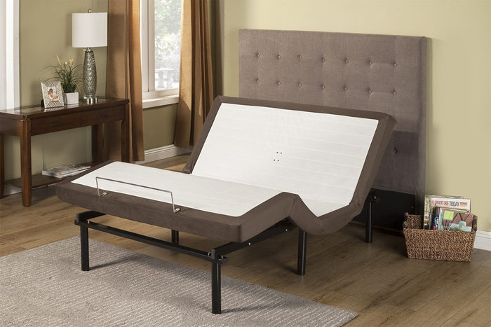 Wired ErgoPedic Prestige Adjustable Bed