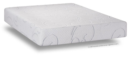 "Restonic 400 Series 12"" Gel Memory Foam Mattress"