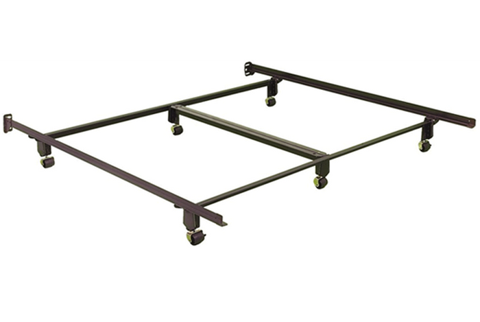 Leggett and Platt Consumer Products Group Inst-A-Matic Bed Frame with Rug Rollers