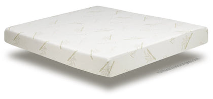 "Firm Bamboo 6"" Memory Foam Mattress Venus"