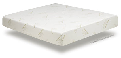 "Medium Bamboo 8"" Memory Foam Mattress Venus"