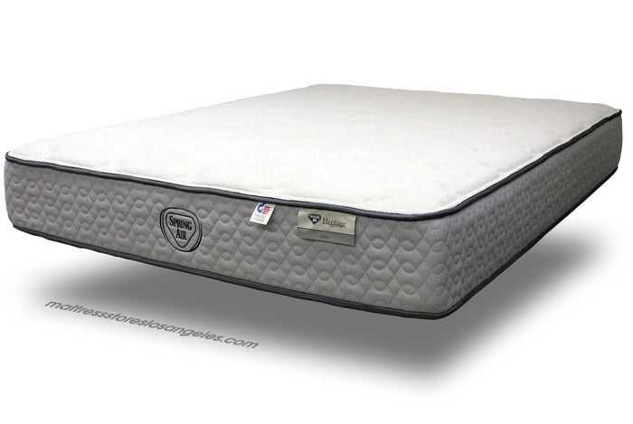 Spring Air Mattress Without Foundation Plush Mattress Super Double Dip Sale