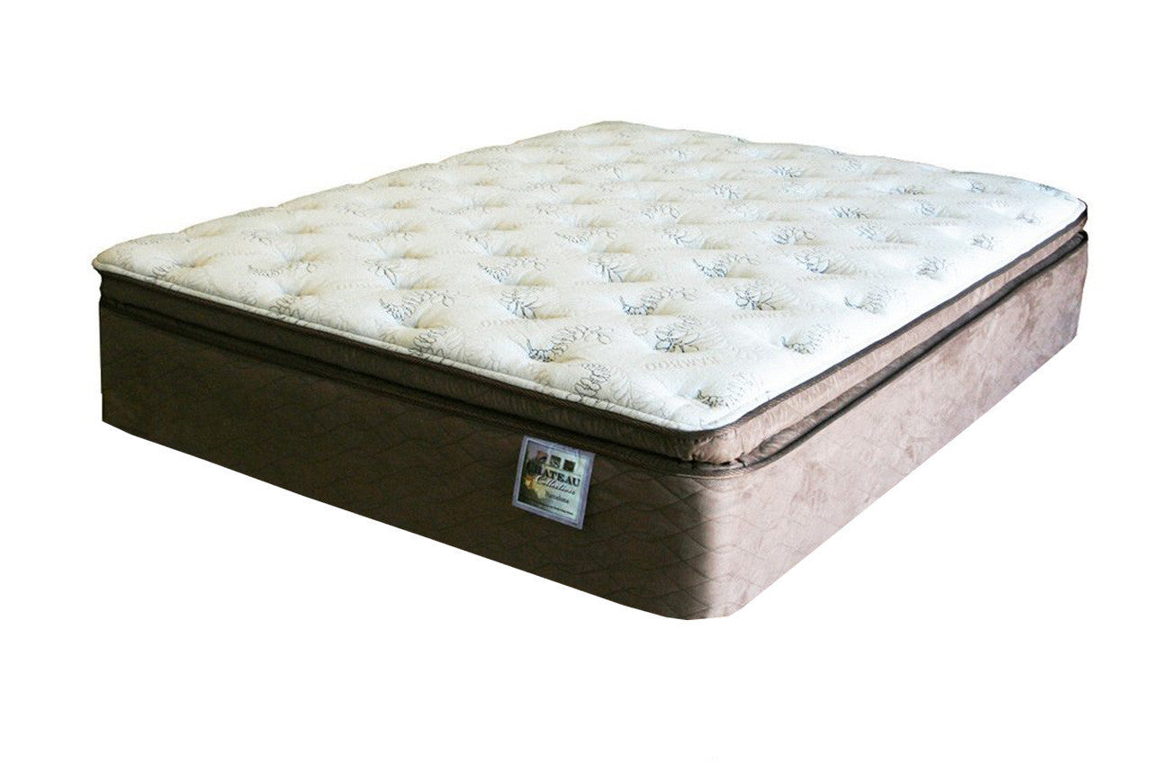 Pillow Top Mattresses Abbeywoodpt Nuform Quilted Pillow