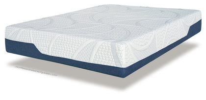 "12"" Bentley Gel Memory Foam Plush Venus Mattress"