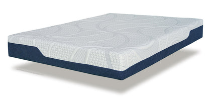 "10"" Bentley Gel Memory Foam Medium Venus Mattress"