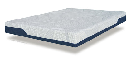 "CALKING 8"" Bentley Gel Memory Foam Firm Venus Mattress"