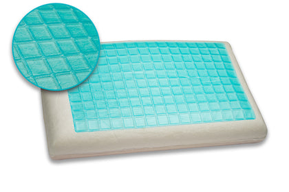 Venus Cool Gel Memory Foam Pillow