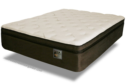 Cashmere Natural Latex Firm Box Top Mattress