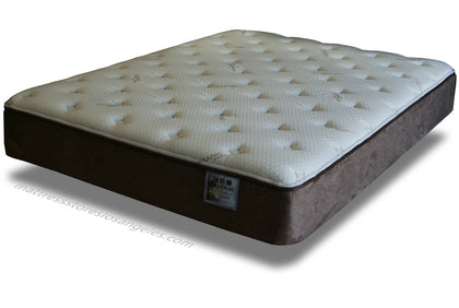 Christelle Natural Latex Plush Mattress