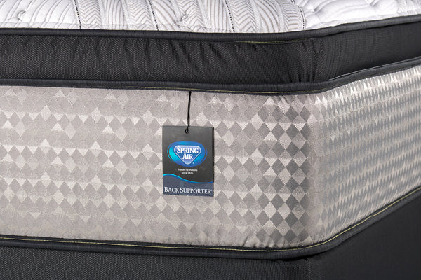 Spring Air Back Supporter Donna Euro Top Elite Collection Mattress Los Angeles Mattress Stores