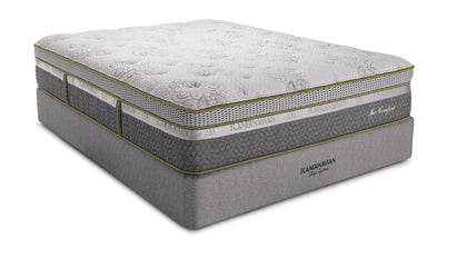 Stockholm Latex Pillow Top Scandinavian Mattress