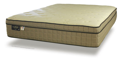 Spring Air Spirit EuroTop Latex Mattress