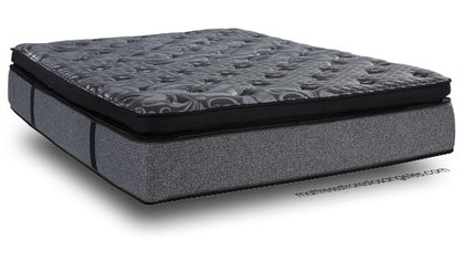 Restonic Stratford Latex Plush Pillow Top Mattress