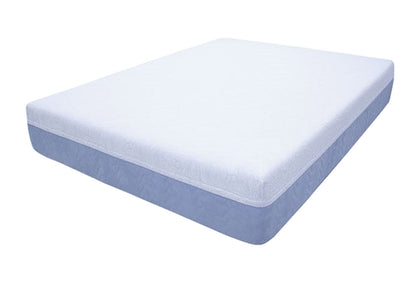 "Stress Rest 12"" Gel Memory Foam Mattress"