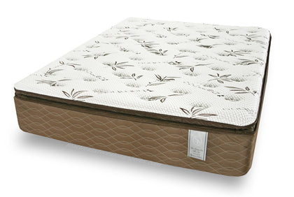 Tension Ease Plush Pillow Top Mattress
