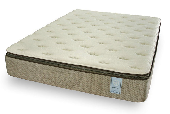 Ambassador Plush Pillow Top Mattress