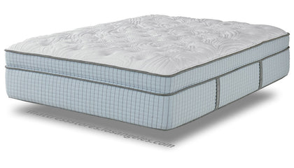 Restonic Scott Living Ambiance Euro Top Latex Plush Mattress