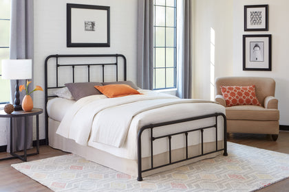 Baldwin Bed / Headboard