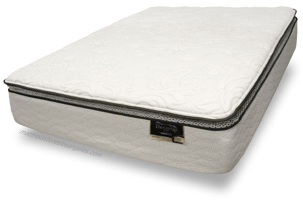 Barstow Latex Quiliting Foam Pillow Top Mattress-Los ...