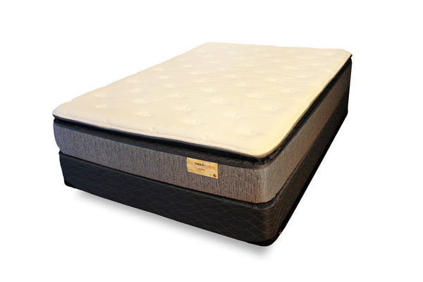 Baldwin plush pillow top mattress los angeles mattress for Best store to buy a mattress