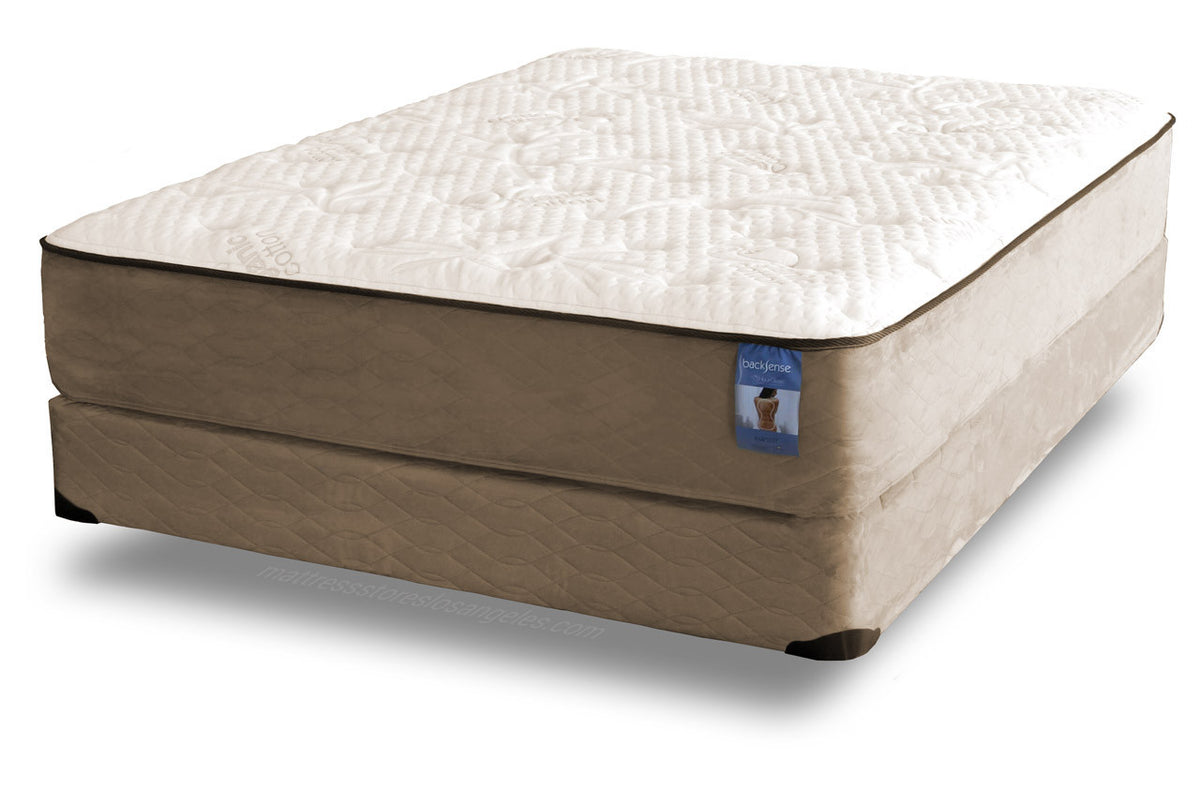 Back Sense Royale Gel Memory Foam Plush Mattress Los Angeles