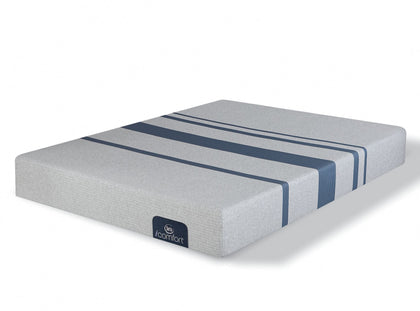 Serta Blue 100 Gentle Firm Mattress iComfort