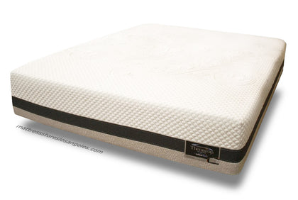 Victoria Hybrid Cool Gel Ultra Plush Latex Mattress
