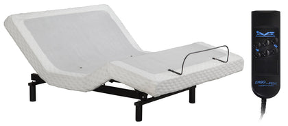 Wired ErgoPedic Expression Adjustable Bed
