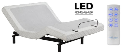 Wireless ErgoPedic Expression Adjustable Bed