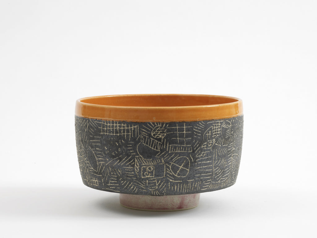 The Grantchester Pottery Sgraffito Bowl 2017